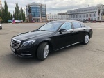 Mercedes-Benz S500 W222 Long на свадьбу фотография №2